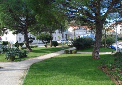 Park na Obali NikoleTesle