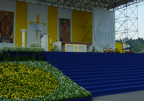 Posjet Pape Ivana Pavla II